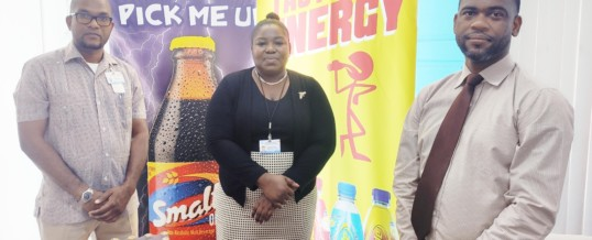 AMTL donates Non-Alcoholic beverages to GPHC – April 1 2020