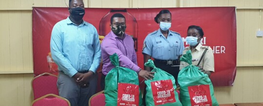 Magnum, AMTL donate hampers to frontline workers – October 6, 2020